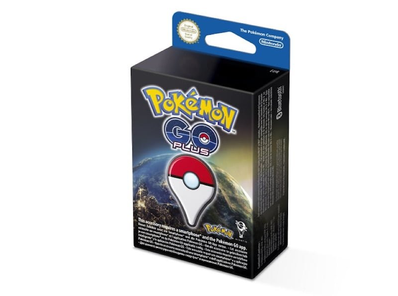 caja pokemon go plus