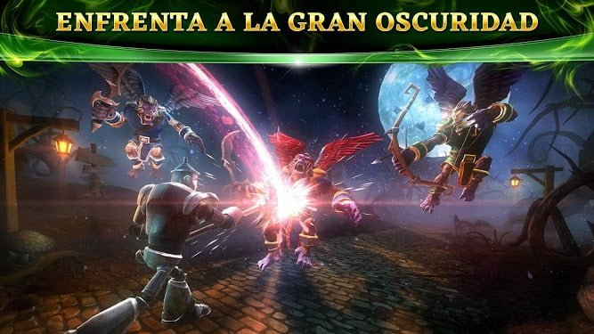 descargar oz broken kingdom