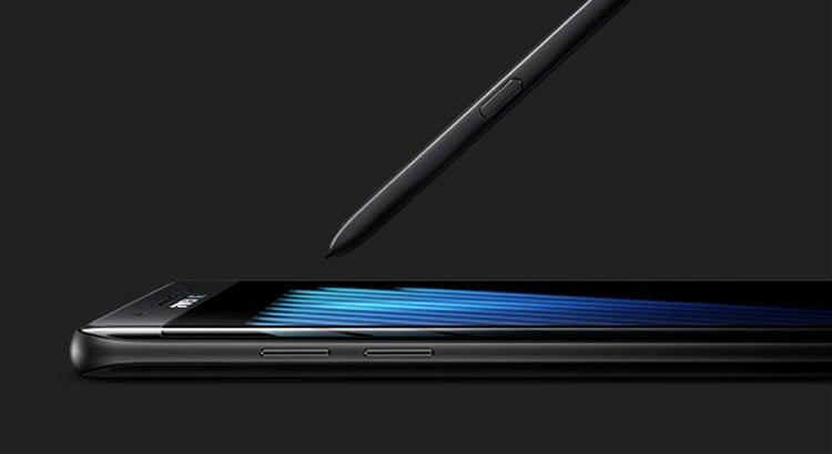 Se detiene temporalmente la venta del Samsung Galaxy Note 7