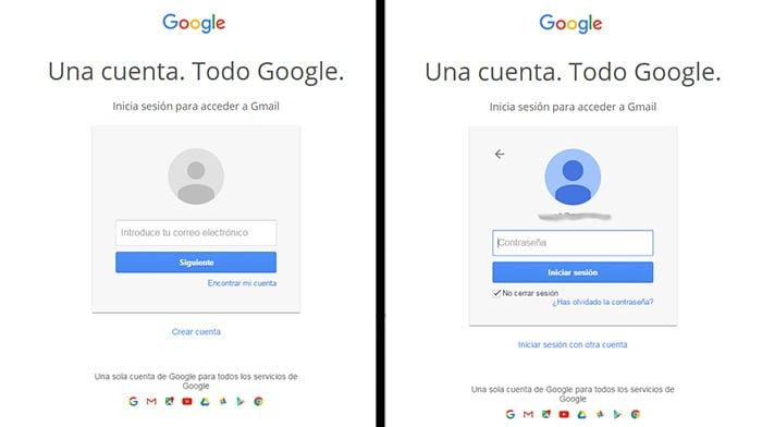 Cómo iniciar sesión en Gmail de forma segura