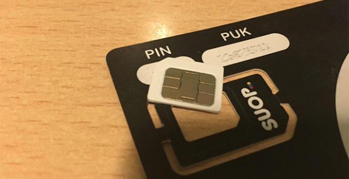 recuperar pin tarjeta sim