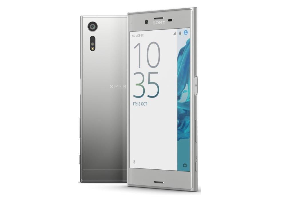Lanzamiento del Sony Xperia XZ, el smartphone de gama alta de Sony
