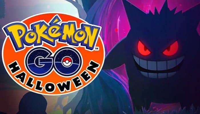 Pokémon Go se actualiza con el evento de Halloween