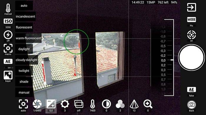 aplicacion camara freedcam