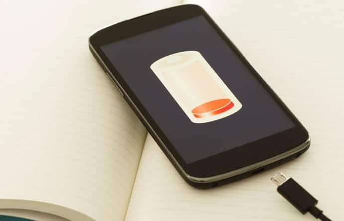 ¿Por qué se apaga el móvil antes de que se quede sin batería?