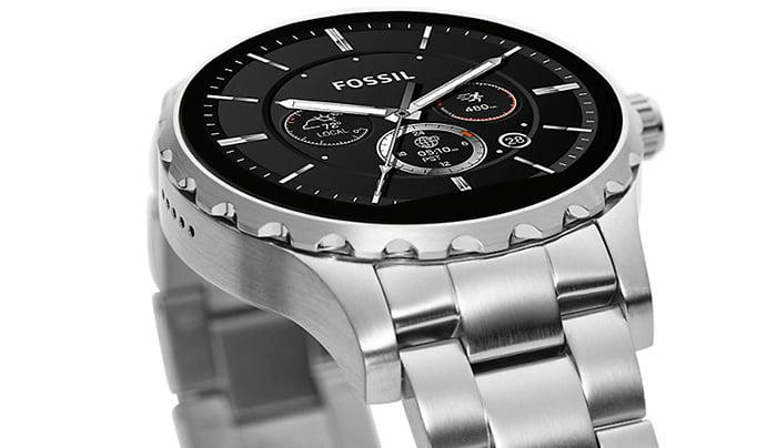 Nueva serie de smartwatches de Fossil con Android Wear