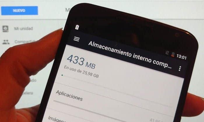 Cómo ahorrar espacio en el móvil usando herramientas de Google