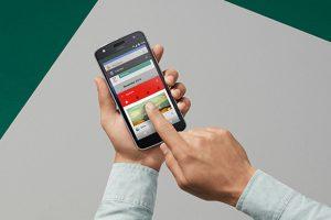motorola actualizacion android 7 nougat