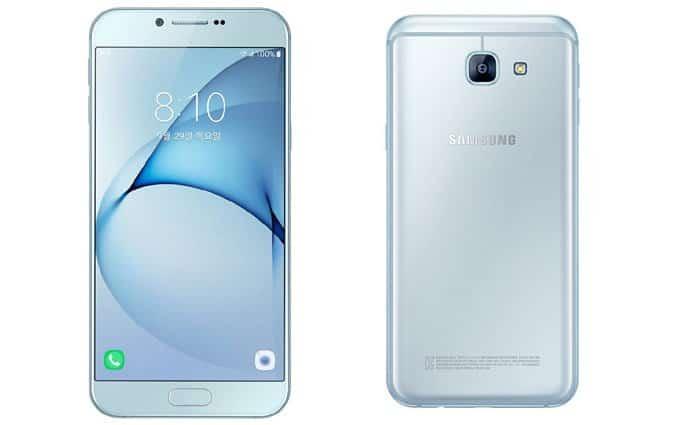 Lanzamiento del Samsung Galaxy A8 2016