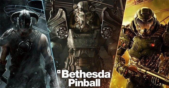 El nuevo Bethesda Pinball promete ser el mejor juego de pinball del año