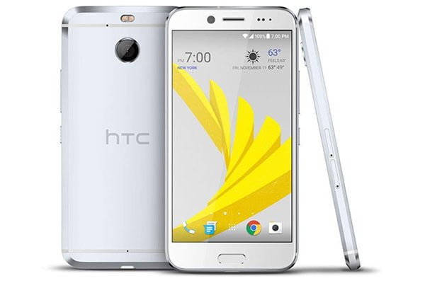 htc bolt blanco