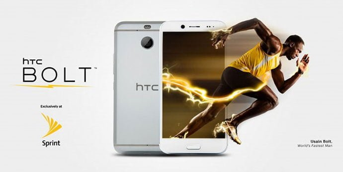 Lanzamiento del nuevo HTC Bolt