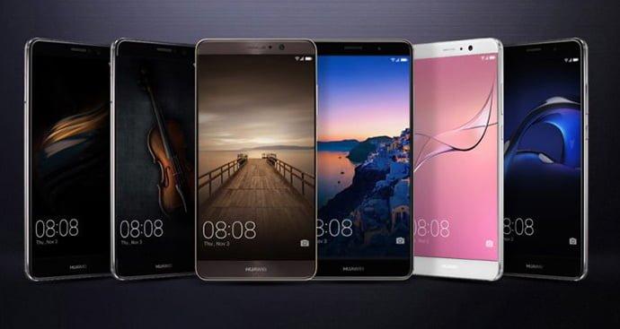 Huawei Mate 9, el phablet tope de gama