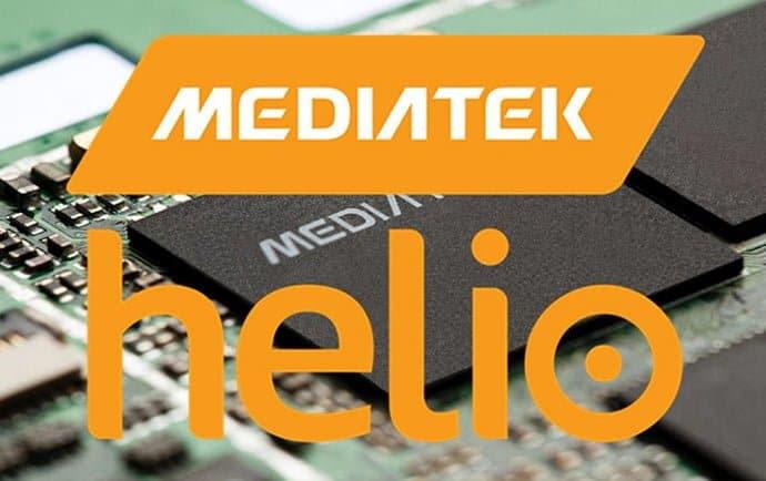 MediaTek está trabajando en un nuevo procesador Helio P35