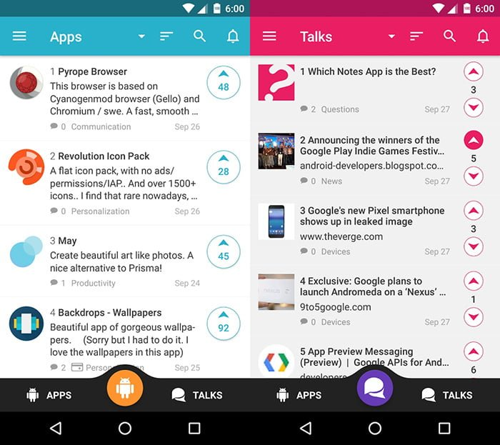 AppHunt Android