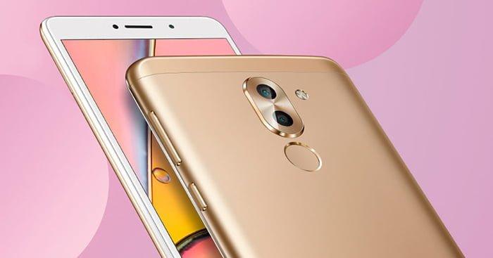 Nuevo Huawei Mate 9 Lite, versión recortada pero manteniendo el diseño original
