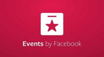 Eventos de facebook