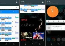 Snap Swipe Drawer Android