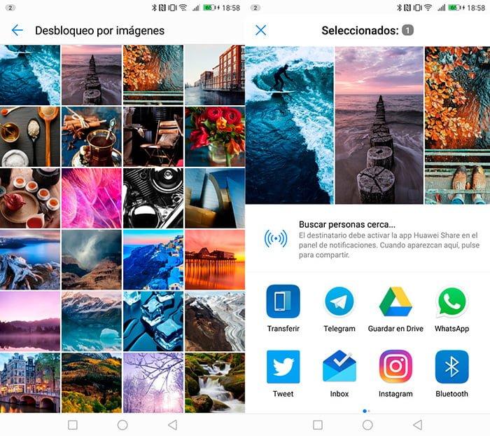 Cómo guardar cualquier fondo de pantalla en Android