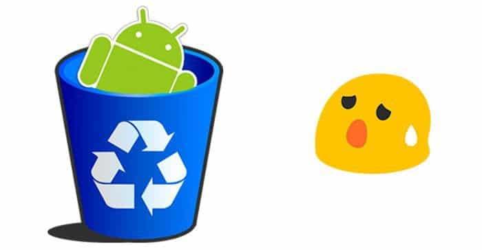 Cómo reiniciar el móvil Android aunque la batería no sea extraíble
