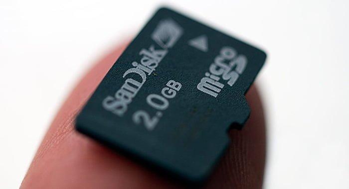 Cómo formatear la tarjeta microSD desde el móvil Android