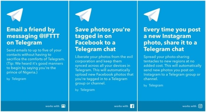 telegram iftt actualizacion 3.15
