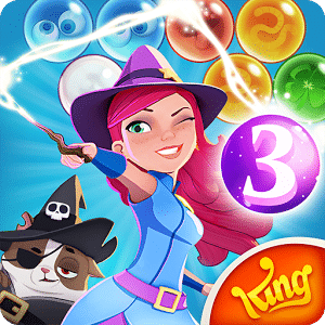 King lanza Bubble Witch 3 Saga, un clon del clásico Puzzle Bobble