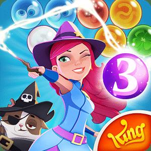 King lanza Bubble Witch 3 Saga, un clon del clásico Puzzle Bobble