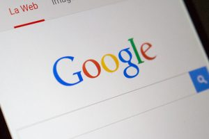 Google búsqueda web