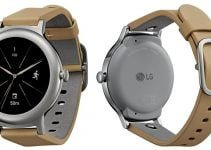 LG Watch Style plata