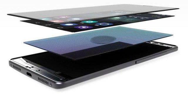 Huawei patenta la tecnología 4D Touch para pantallas móviles