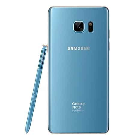 Samsung Galaxy Note 7 Fan Edition, el ave fénix de los móviles