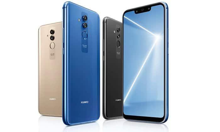 especificaciones del Huawei Mate 20 Lite