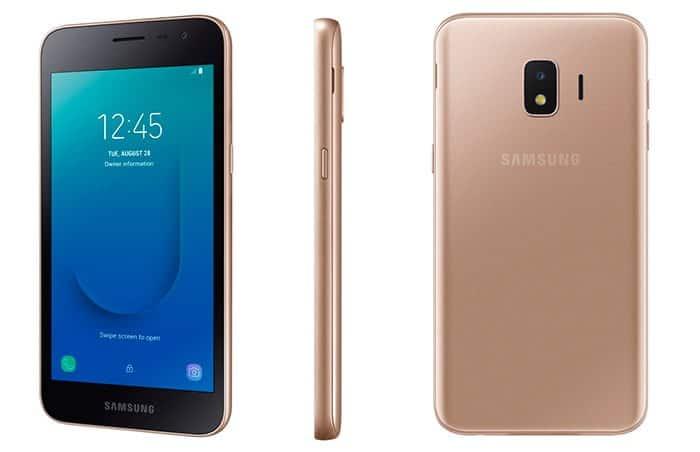 Samsung lanza el smartphone Galaxy J2 Core con Android Go