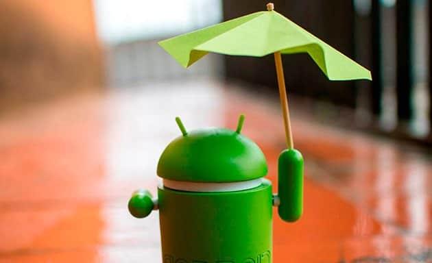Mejores aplicaciones Android para consultar el tiempo