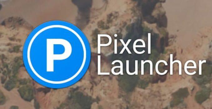 rootless pixel launcher
