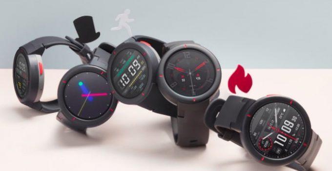 smartwatch amazfit verge xiaomi huami