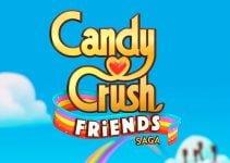 candy crush friends saga logo