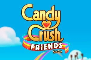 candy crush friends saga logo