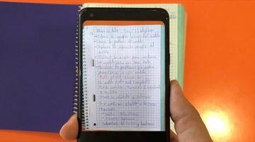 escanear documentos con el móvil