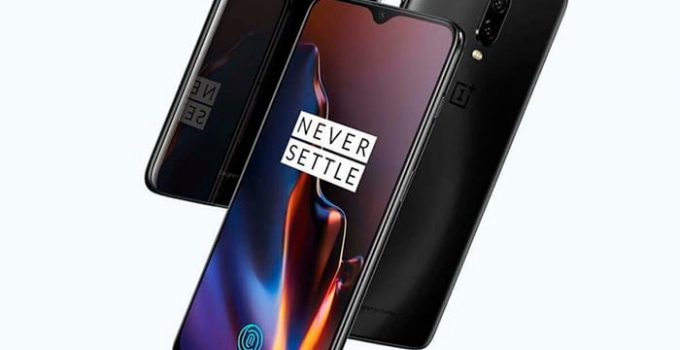 oneplus 6t lanzamiento