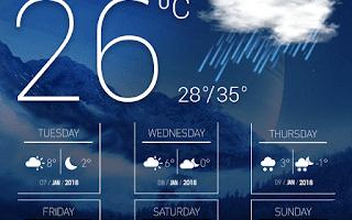 app pronostico tiempo android