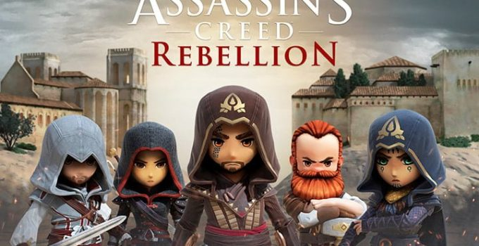 assasins creed rebellion android