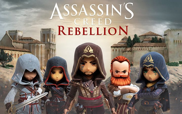 Assassin's Creed Rebellion, la nueva entrega de la franquicia para Android