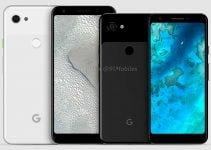 Google Pixel 3 Lite y Pixel 3 Lite XL