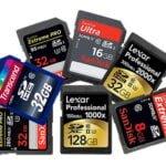 Guía de compra de tarjetas SD