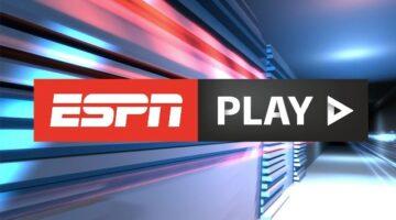 Crear una cuenta gratis de ESPN Play