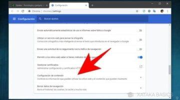 deshabilitar notificaciones web en Android desde Chrome