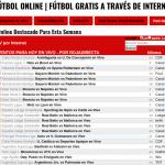 ¿Cómo ver fútbol online gratis con Intergoles?