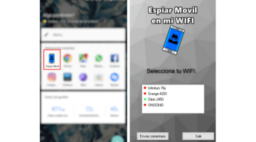 Cómo espiar un móvil por WiFi